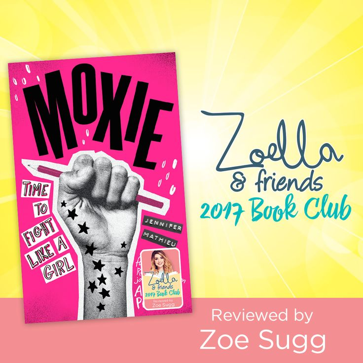 The Zoella Book Club is back for 2017, and this time Zoe has invited four of her author friends to share their book recommendations with us too. To kick things off, Zoe has chosen an empowering and unapologetically feminist story in Moxie by Jennifer Mathieu. In this book we meet shy and timid Vivian Carter who is fed up with the sexist norms at her high school, whether it's comments from the boys in class, preferential treatment for the football team or the sexist dress codes. After taking…