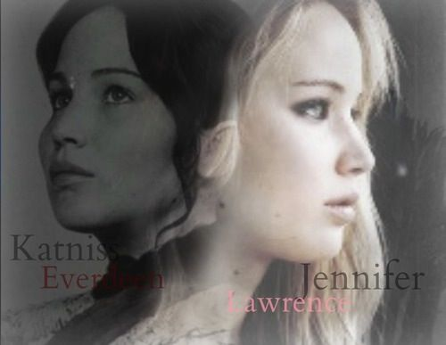 Hunger Games / Catching Fire / Katniss / Jennifer Lawrence
