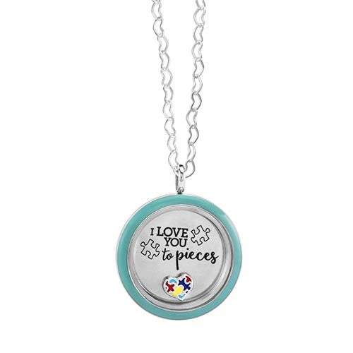 April is National Autism Awareness Month. Get this beautiful look for only $29. Shop at yazalv.origamiowl.com