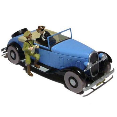 29068 / 2118068 - La Ford de M. Gibbons / De cabriolet van Gibbons - De blauwe lotus