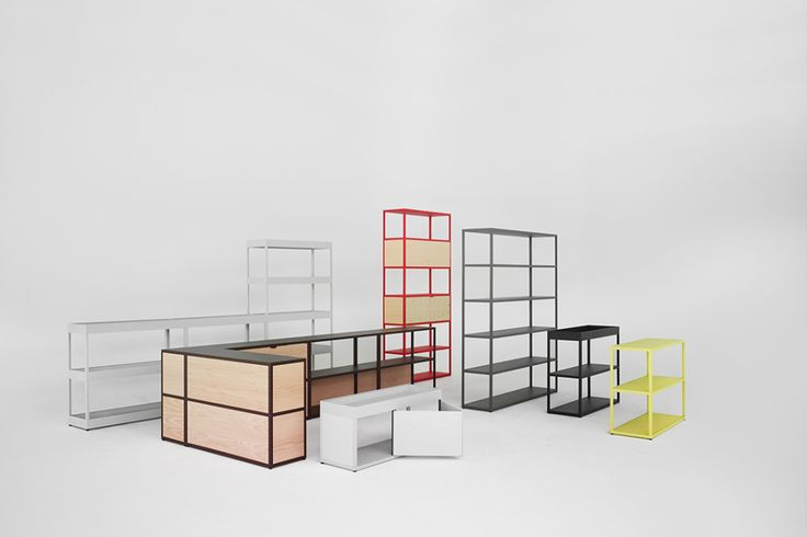 New Order is a minimalist design created by Germany-based designer Stefan Diez Office.