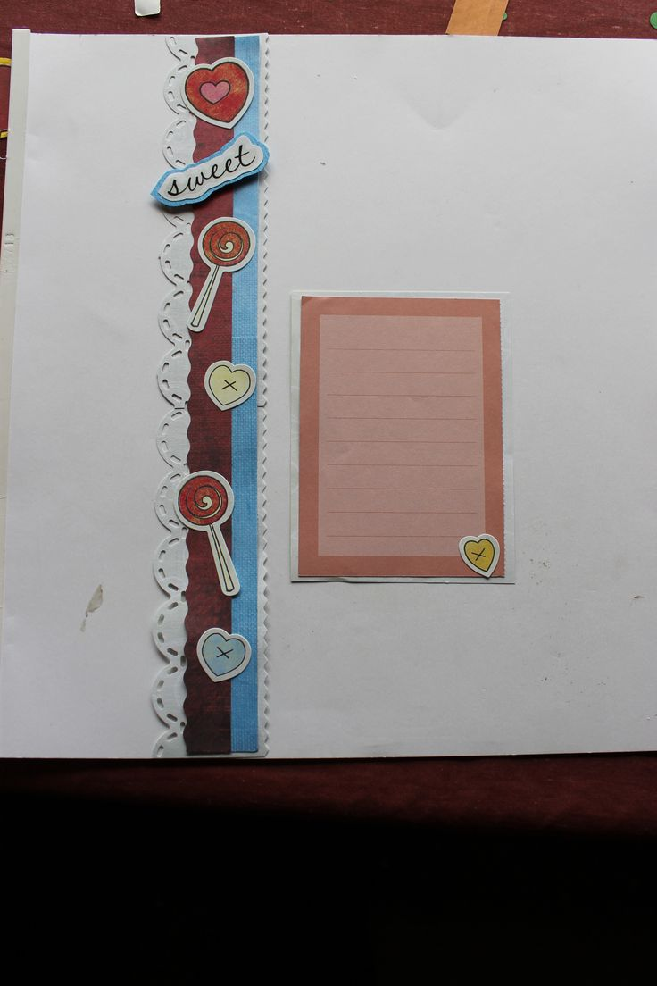 Scrapbook ideas creative memories - Primary Power Palette Paper And Stickers Scrapbook Borderscreative Memoriesscrapbooking Ideaspunchpalettestickers