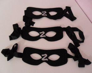 Máscara do Zorro