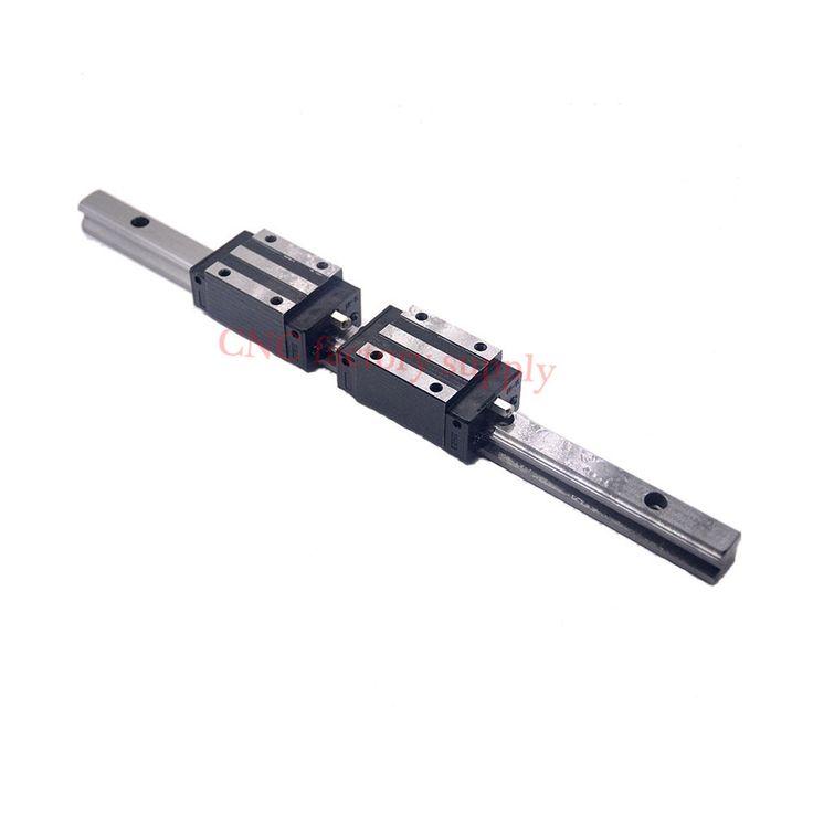 NEW 1pc <b>linear guide</b> HGR20-L-1500mm + <b>2pcs</b> HGH20CA cnc <b>rail</b> ...