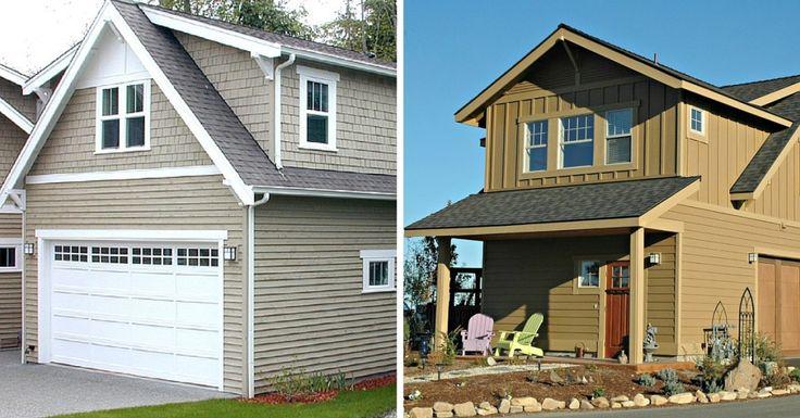 Detached Garage With Loft 2234sl: Best 25+ Garage Plans With Loft Ideas On Pinterest