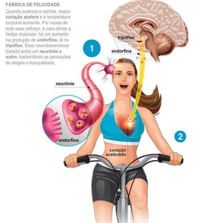 Atividade física beneficia o corpo fortalecendo todo o sistema !
