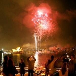 Why not have a Sydney Harbour fireworks display to celebrate your wedding?