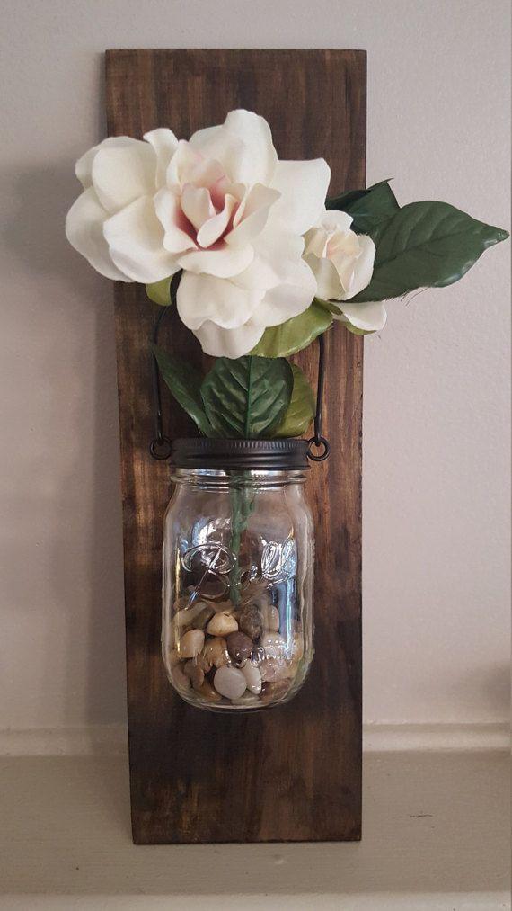 Rusticcandlewallsconces Rustic Candle Wall Sconces Pinterest