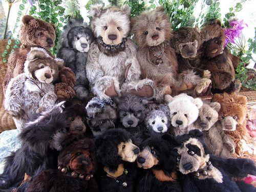 bumble woodford brutus dallinger wojtek wildlife bears cha… | Flickr