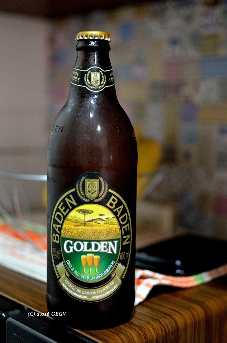 Baden Baden Golden. Itapira, SP, Brasil.