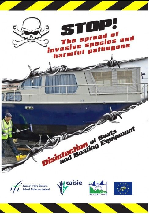Biosecurity for Boaters and Anglers | Biosecurity | Fisheries Research