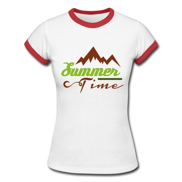 28 best custom t shirts for women images on pinterest for Best custom t shirts