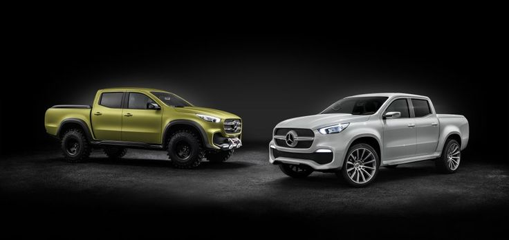 "It's taken 130 years for Mercedes-Benz to launch its first true pickup truck, yet when the X-Class officially goes on sale this year, following what the company describes as a ""nine-figure investment,"" it is extremely confident of success.  ""We want to offer customers vehicles matching"