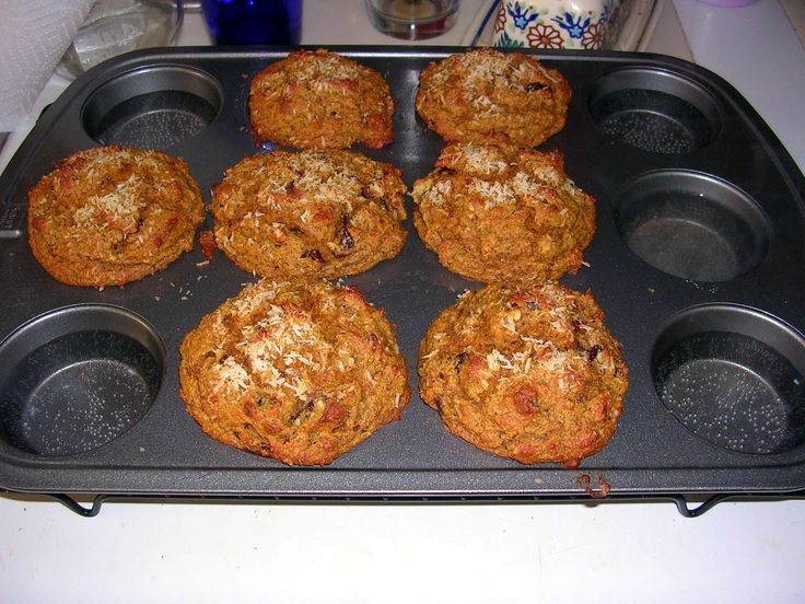 Paleo Pumpkin Muffins | Allison Nichols | Frisky Lemon Nutrition ...