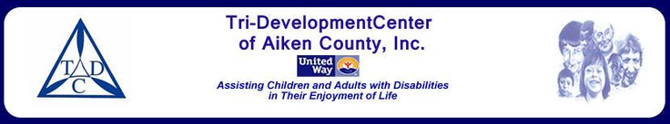 Welcome to Tri Development Center of Aiken County: the busy bakers (cookies, muffins, bread), yard services