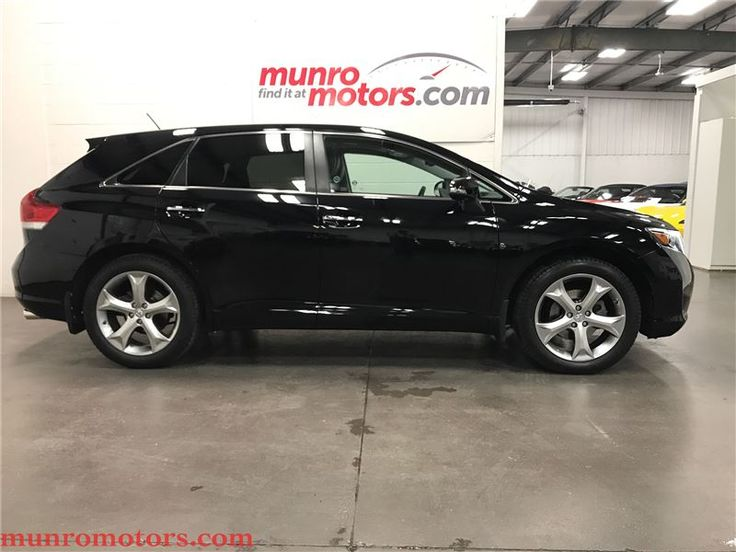 """""""Sport Utility - 2014 Toyota Venza V6 Limited NAV AWD Leather Roof One Owner in St George, ON  $23,988"""""""
