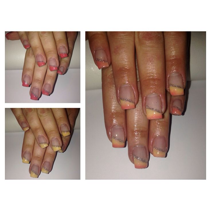 Thermo gels #nails
