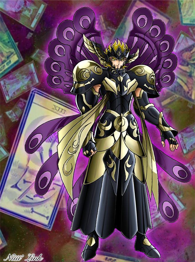 Hypnos Dios del Sueño hermano gemelo de Thanatos y parte del ejercito de espectros de Hades
