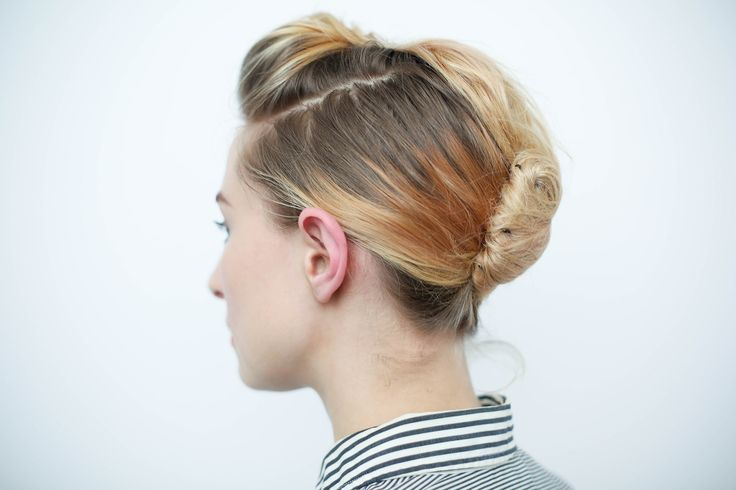 Modern French Twist: How to