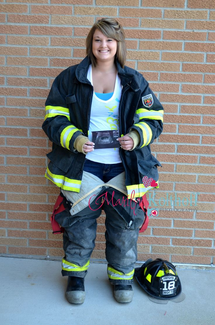 25 Best Ideas About Firefighter Pregnancy Announcement On