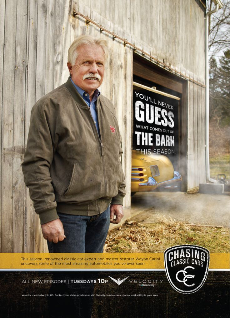 Chasing Classic Cars Full Episodes Streaming