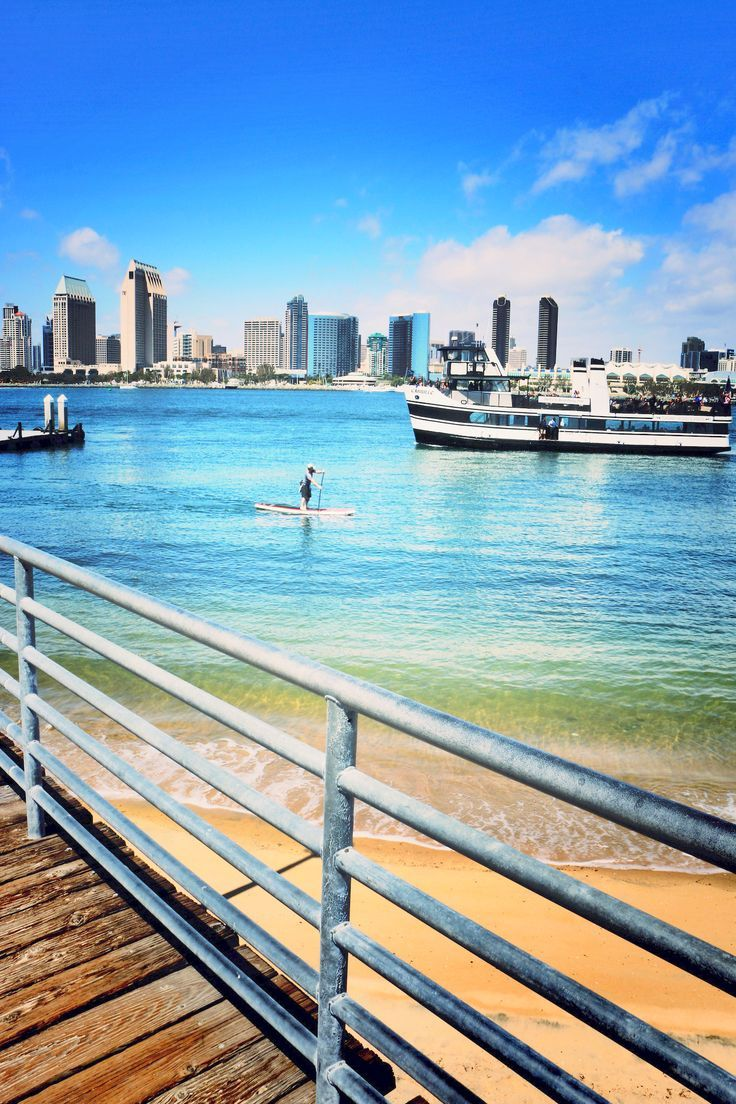 Best known for its beautiful beaches and parks and its near-perfect weather, San Diego is a popular destination along the southern Californian coast. Click pin through to post for more info.