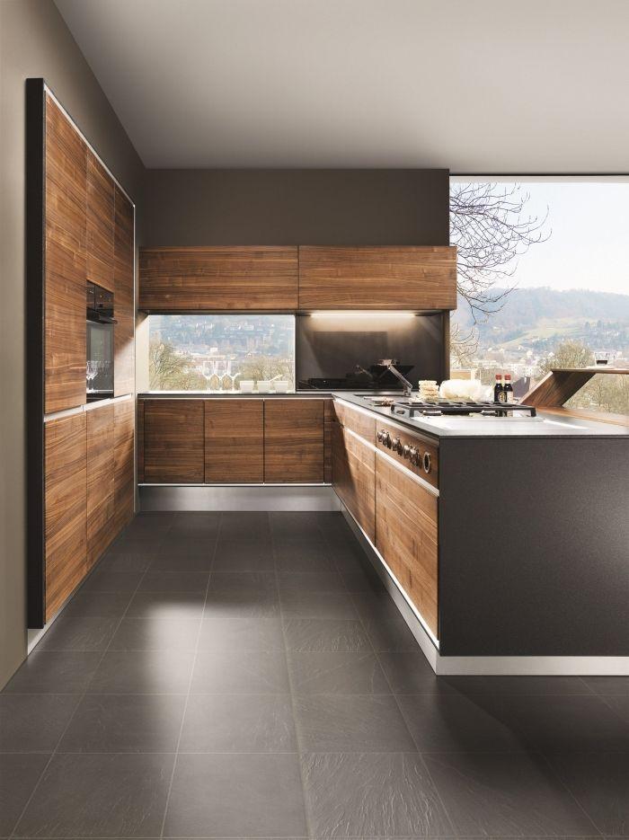 1001 Exemples Pharamineux De La Cuisine En Bois Kitchens