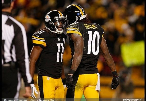 Martavis Bryant Named To Pete Prisco's 2015 Breakout Players List