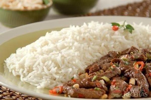 Receita de Arroz vietnamita - Comida e Receitas