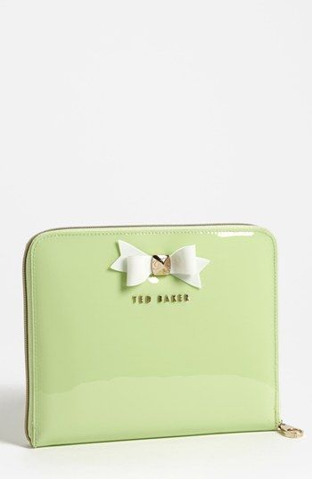 acf0bb8cb Ted Baker London  Bow  iPad Case