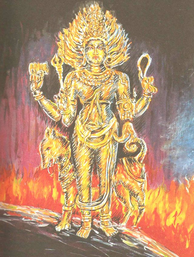 12 Fascinating Forms of Lord Shiva: Bhairava