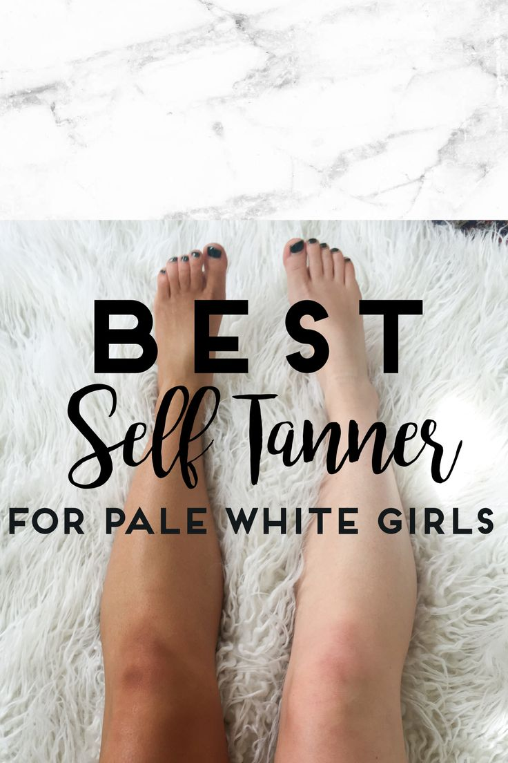 Best self tanner. Non orangy. No blotches. Gives a deep dark tan fast. By far my favorite sunless tan lotion, mousse, etc. I've found!