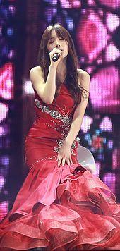 Taeyeon (Kim Tae-yeon) - Wikipedia #terrafirmamusica #Taeyeon