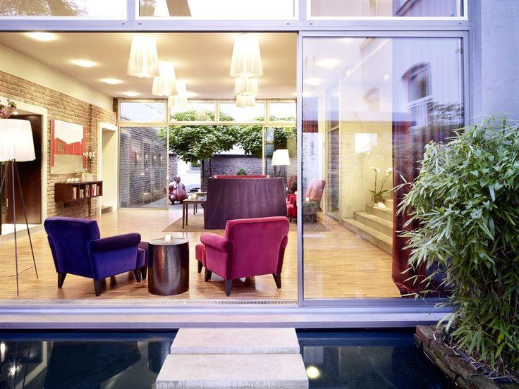 Unsere Lounge zum Wohlfühlen und Seele baumeln lassen #hotel #köln #lounge