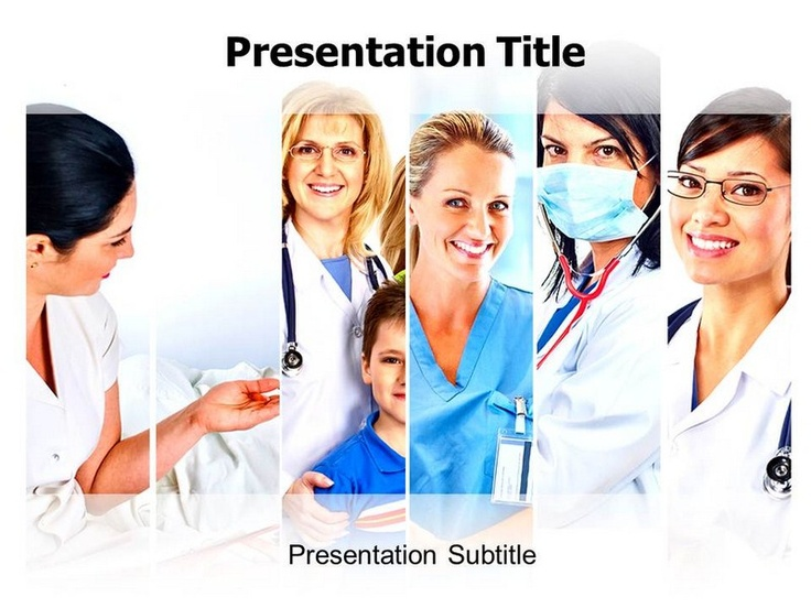 13 best Medical Powerpoint Template images on Pinterest Medical - nursing powerpoint template