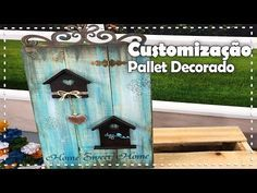 PALLET CUSTOMIZADO com Adriana Trevisone - Programa Arte Brasil - 30/08/2017 - YouTube
