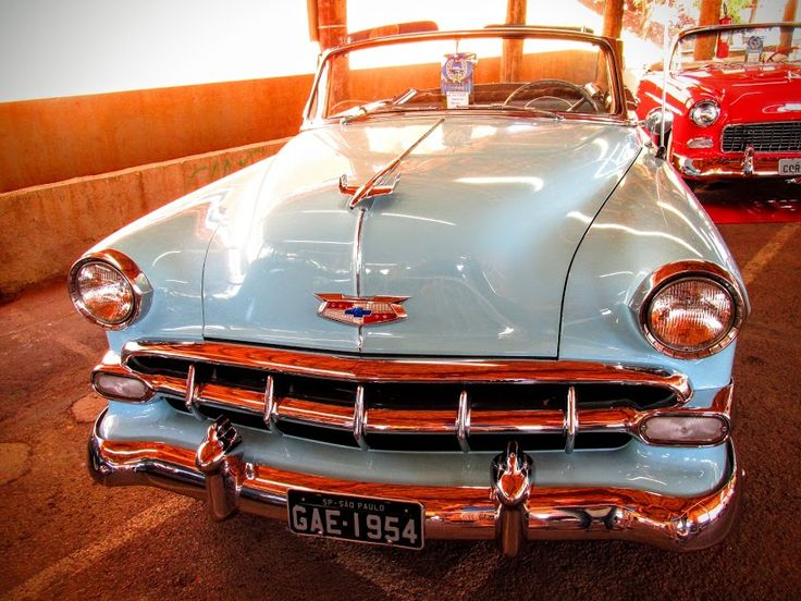 Chevrolet Bel Air  conversível 1954