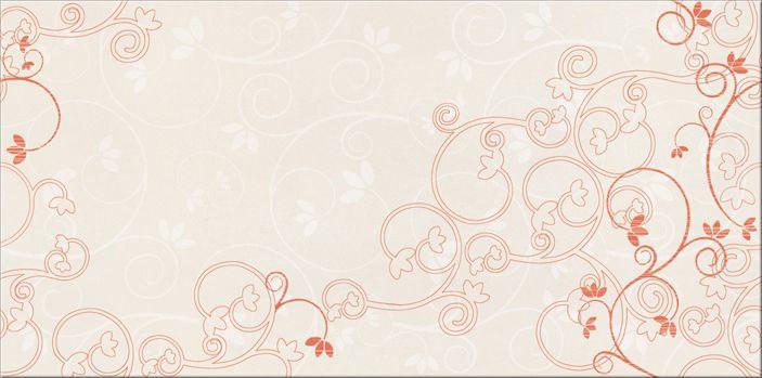Faianta Decorativa cu Flori Mici Portocalii Eleganta ce scoate in evidenta rafinamentul si eleganta acestei colectii de ceramica.