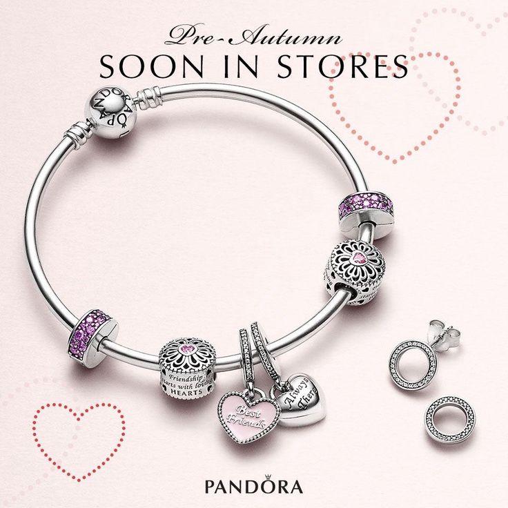How Much Is A Pandora Charm Bracelet: Pandora New Bracelet 2016 ,pandora Chain Charm