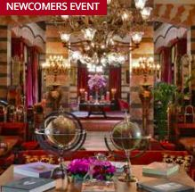 December New Comers Event