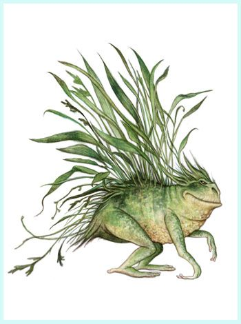 Stray sod- Irish myth: a clump of grass that was enchanted by fairies. If a traveller stepped on the grass, they will become disoriented and lost. The only way to reverse and prevent the effects is to turn your shirt inside out.