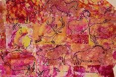 Autour des peintures rupestres.