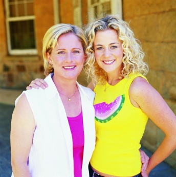 Meg Fountain & Jodi Fountain McLeod
