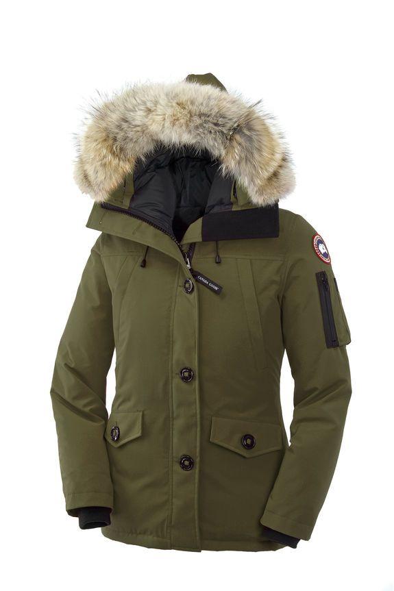 Canada Goose Banff Anorak granate