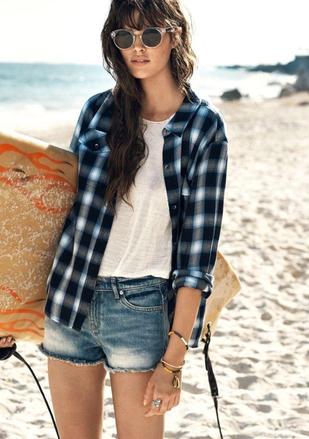 2015夏♡ギャルにならない大人可愛いサーフガールがビーチはもちろん街でも大人気!!!の13枚目の写真