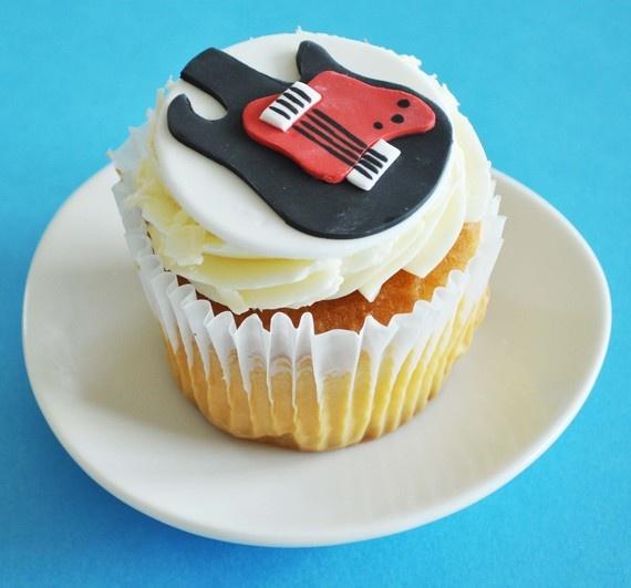 Cupcake topper inspiration
