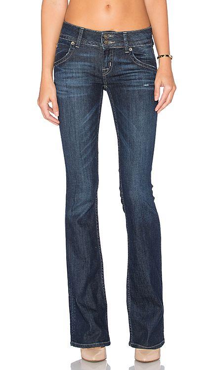 Hudson Jeans Bootcut in Dark Mosiac | REVOLVE