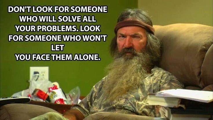 Phil Robertson #duckdynasty