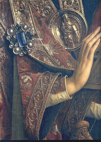 timeimmemorial:  Ghent Altarpiece angels (detail)