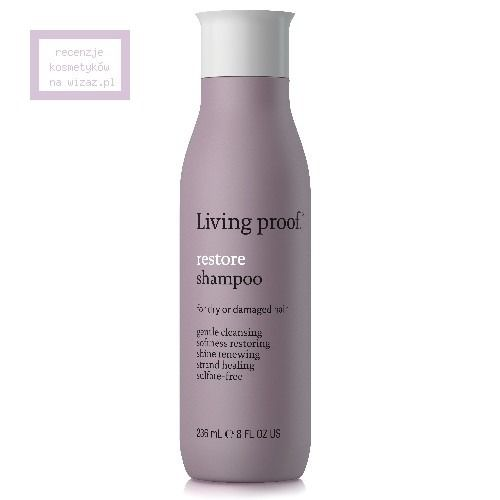 Restore Shampoo (Szampon do suchych i zniszczonych włosów) - cena, opinie, recenzja | KWC